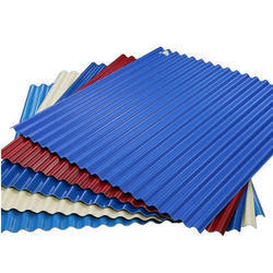 Steel Pre Painted Profile Roofing Sheet