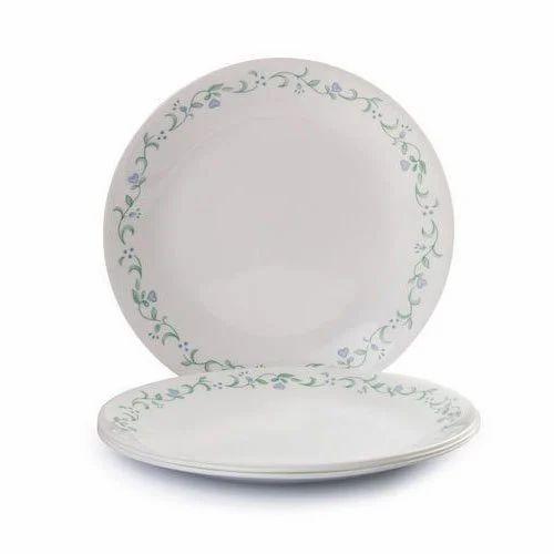 Bone China White Dinner Plates  sc 1 st  IndiaMART & Bone China White Dinner Plates Rs 125 /piece Ausus Solutions ...