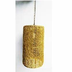 Brass Round Lamp Hanging