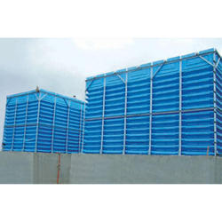 TMR Series Axial Evaporative Towers