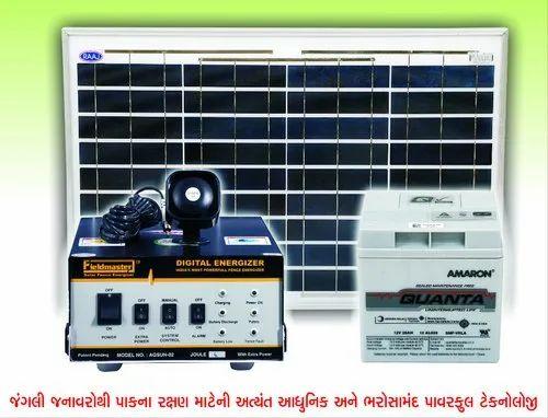 Zatka Machine Solar Fence Guard Zatka Manufacturer From