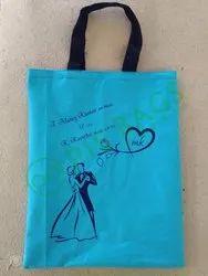 Maroon Pie Bags Wedding bag, Size: 10x12
