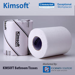 Kimsoft Bathroom Tissues / 150 Sheets / 150 Rolls