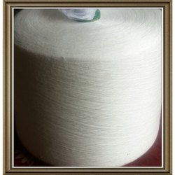 Plain Bamboo Organic Yarn, For Textile Industry, Count: 40