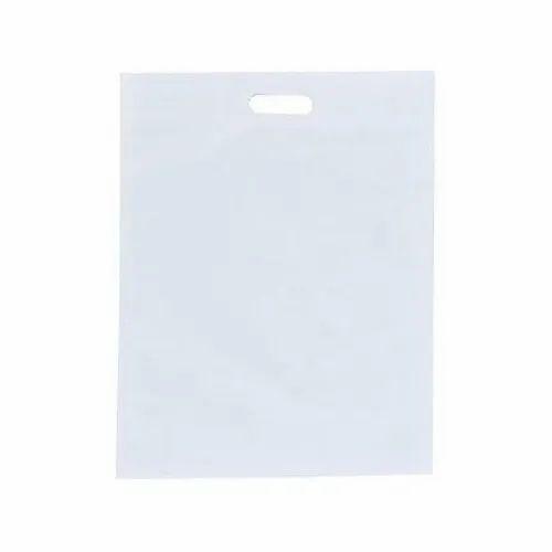 Plain White Non Woven Carry Bag