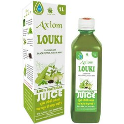 Axiom Ayurveda Jeevan Ras Loki Amla Swaras Herbal Juice