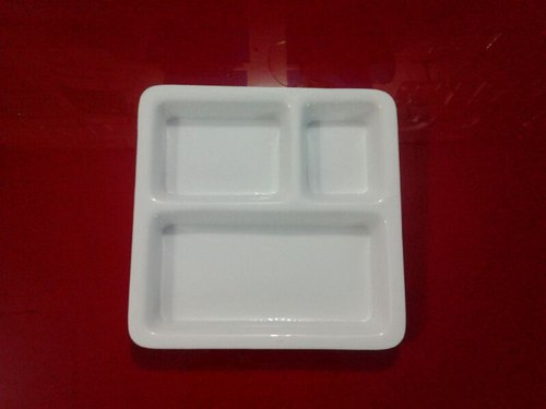 Acrylic Crockery Plate