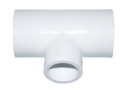 UPVC Tee, Structure Pipe