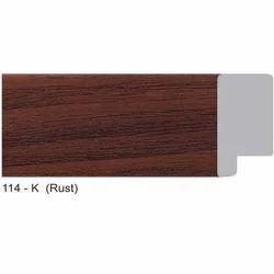 114-K Series Rust Photo Frame Moldings