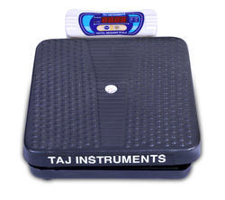 Digital Personal Weighing Scale 120Kg Platter Size:300-300MM
