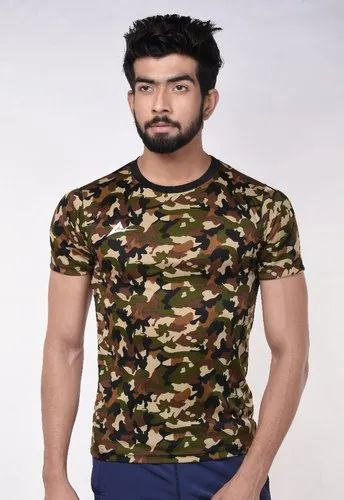 Army Men ROUND NECK T SHIRT