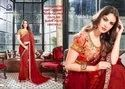 Rachna Georgette Simmie Catalog Saree Set For Woman 3