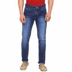 Mens Blue Color Jeans