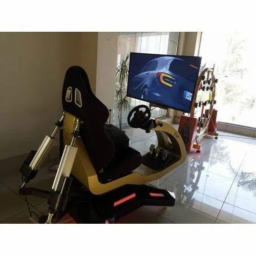 ZAP VR F1 Car Racing Simulator