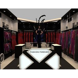 Acrylic Board Fashion Trade Exhibition Stall for Advertisement