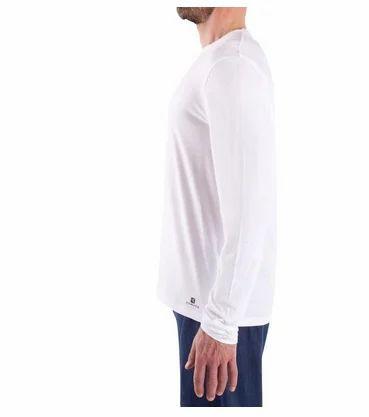 ad9c8d0372ed Men Sport T-Shirts - Essential Athletee Cotton Fitness T-Shirt ...