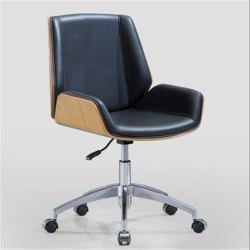 Ram Furniture Leather Designer Hydraulic Office Chair