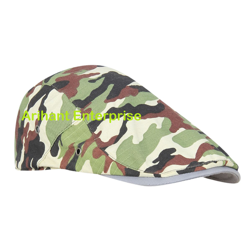 0938246dd3 Adjustable Size Golf Flat Cap at Rs 200  piece