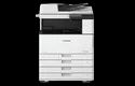 Canon Ir Adv C3525 III With Platen Cover And Toner Set