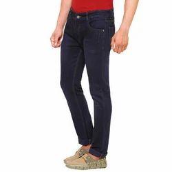 Mens Dark Blue Jeans