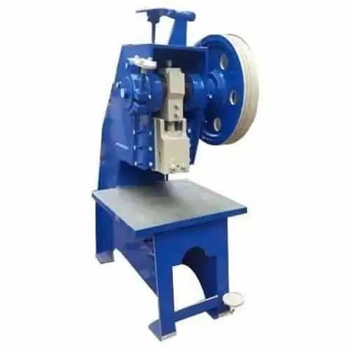 Shreeji Hawai Chappal Making Machine