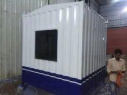 Modular Toll Cabin