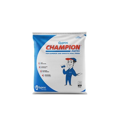 Gyproc 40 Kg Champion Putty