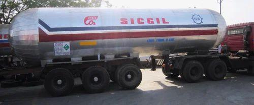 CO2 Mobile Tanker