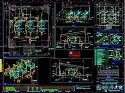 2d AutoCAD Drawing And Drafting Services