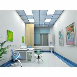 Clinic Interior Designing Services, Hospital Interior Renovation