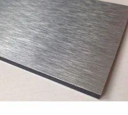 Black Wooden Aluminum Composite Panel