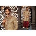 Party Wear Heavy Groom Sherwani