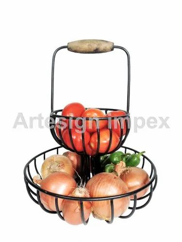 Fruit & Vegetable Basket