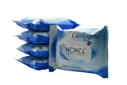 Cologne Wet Tissues