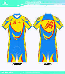 Custom Speed Suit