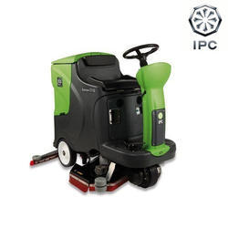 IPC Ride On Floor Scrubbing Dryer Machine