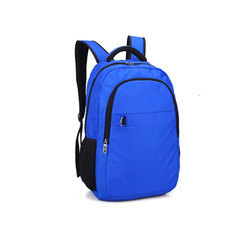 Blue Black School Bag