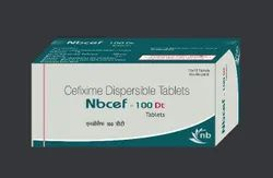 100 Mg  Cefixime Dispersible Tablets
