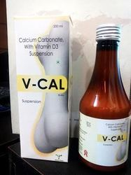 Calcium Carbonate Vit D3