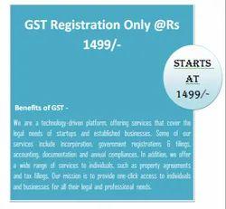 GST Registration In Pan Card