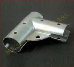 Stainless Steel Handle Gate Corner, Stainless Steel, For Industry