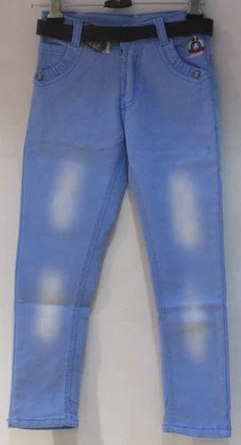 58badd8c32 Boy Denim Sky Blue Jeans, Rs 400 /piece, Yash Enterprises   ID ...