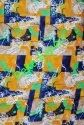 Multicolor Rayon Prints Rayon Printed Fabrics, For Dresses, Model Name/number: Rayon Prints