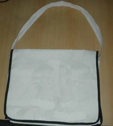 Cotton Shoulder Carry Bag