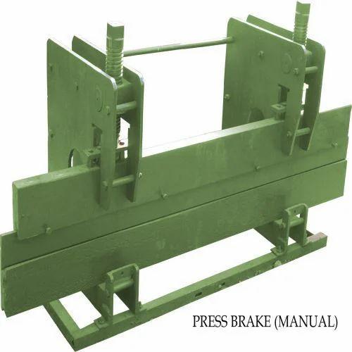 JMTC Manual Sheet Bending Machine, Rs 48000 /piece, Jeet ...