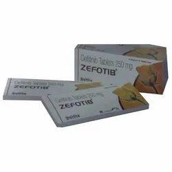 Zefotib 250 Mg Tablet