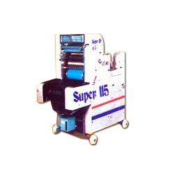 Automatic Two Colors Single Colour Bag Offset Printing Machine, for Bill Printer