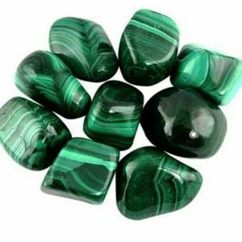 Malachite pierres - Harmonie Chakras