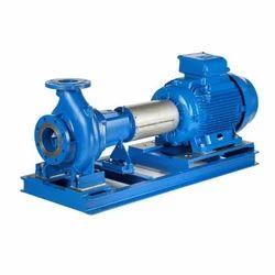 Electric 50 Meter Horizontal Centrifugal Process Pumps, 1450 RPM