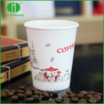 P E Coated Paper Plain and Printed - P E Coated Cup Stock Paper